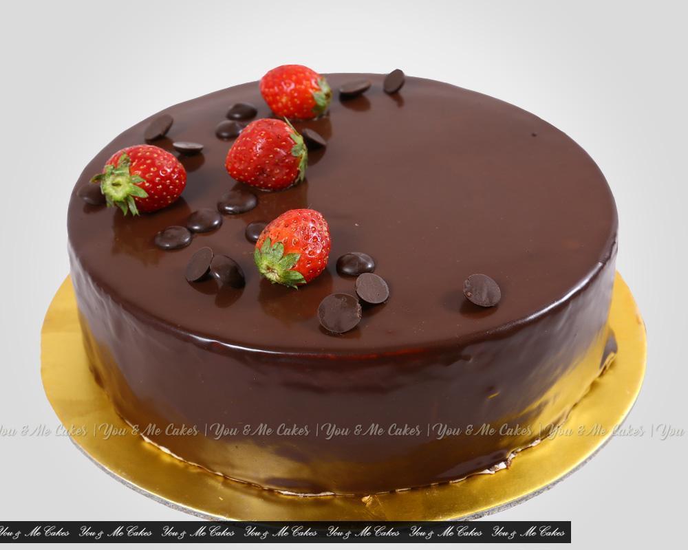 Chocolate Truffle Cake U Me 401 Cakes Birthday Cakes You Me